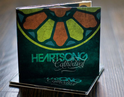 HeartSong Cathedral CD