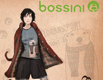 Bossini : Canvas Collection
