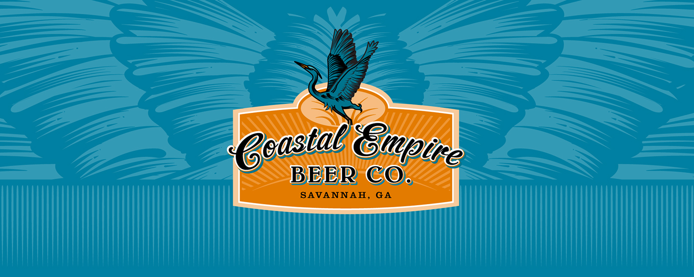 Coastal Empire Beer Company Logo