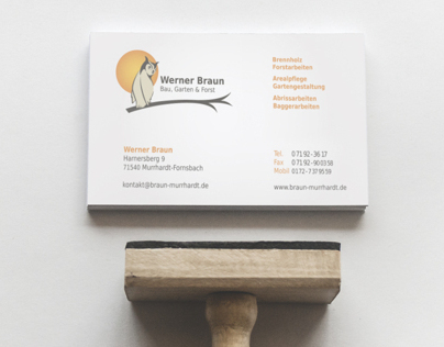 Corporate Design Braun