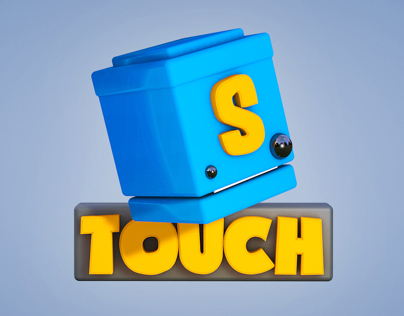 Stouch Games | Logo