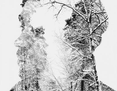 Winter Edition – Multiple Exposure Portraits