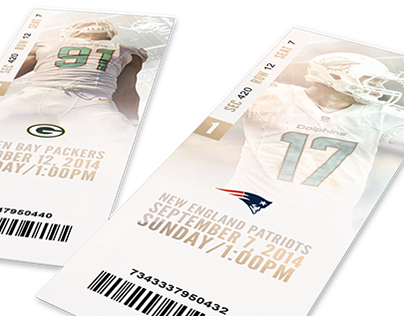 Miami Dolphins Season Tickets