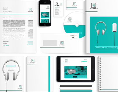 HIGHEND | Corporate Identity
