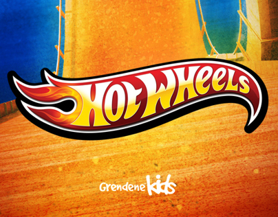 Grendene Hot Wheels