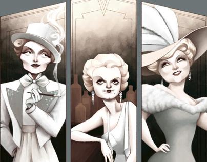 Personal Illustration 2011-12