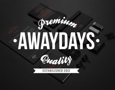 Away Days Branding Identity