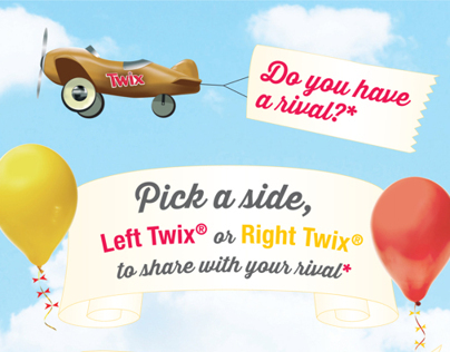 Twix – Retail Activation