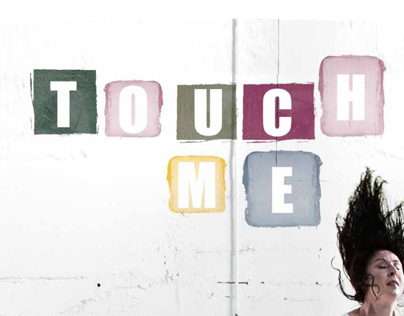 Poster for Touch Me Tour – Design