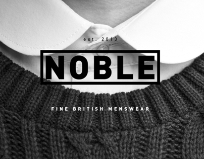 Noble Clothing Brand