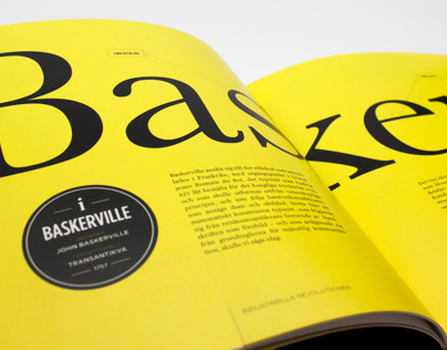 Letterforms In Modern History