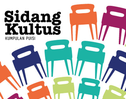 Book Cover Design: Sidang Kultus