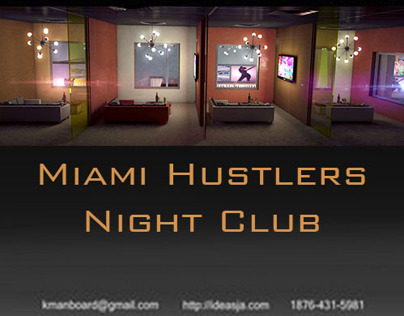Miami Hustlers Night club