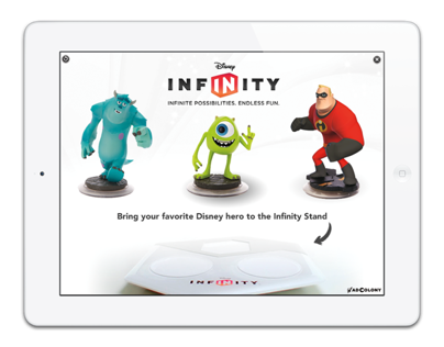 Disney Infinity - Your Favorite Disney Hero