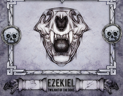 EZEKIEL - TWILIGHT OF THE DOGS on MOVELTRAXX