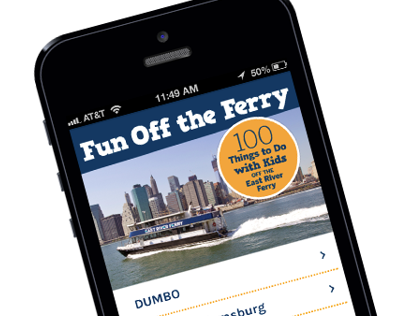 Fun Off the Ferry Mobile Site