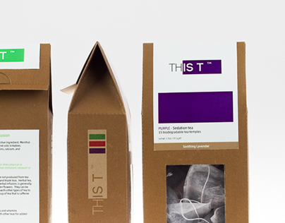 THIS T - Packaging & Identity