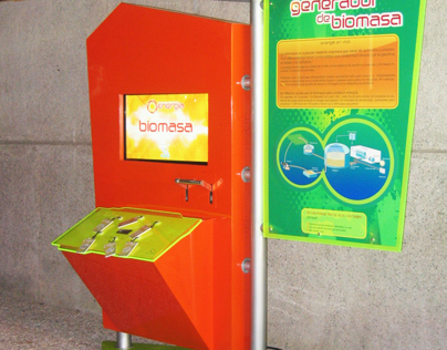 3 Interactive exhibits Energía