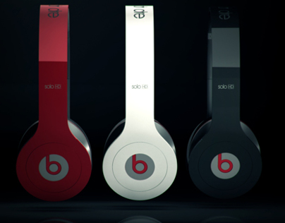 Beats by Dr Dre - Product Render