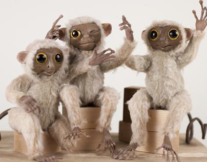 My Little Monkeys; Life is still good