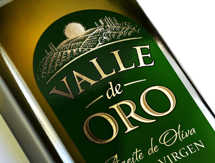 Olives oil «Valle de oro»