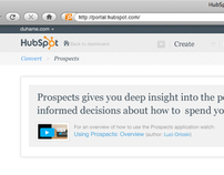 HubSpot Canvas Exploration