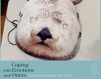 Photodoc: Coping with Emotions & Otters book launch