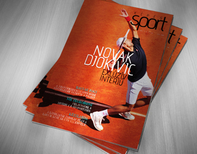 Képes Sport magazin cover