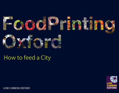 FoodPrinting Oxford Promo Animation