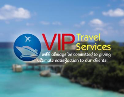 VIP Travel Services Website