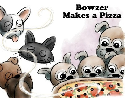 Bowzer Makes a Pizza