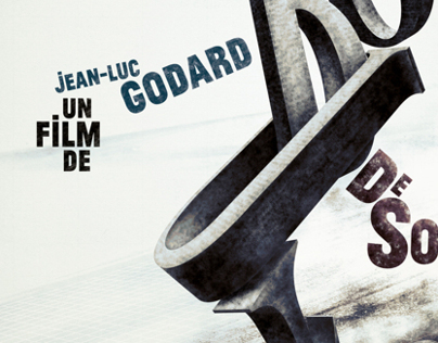 Godard Film Poster Series