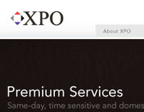 XPO Website Redesign