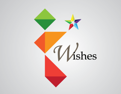 WISHES: Logo and Business Card Design
