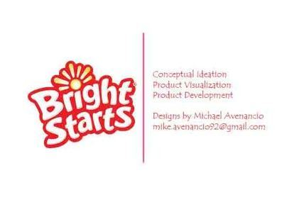 Kids II & Bright Starts Toy Development Project