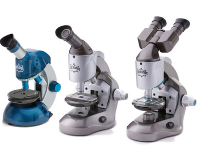 Toys R Us Edu-Science microscope redesign for 2013