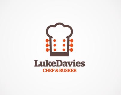 Chef & Busker Branding