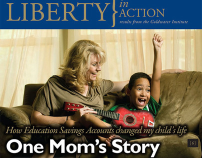 Liberty in Action newsletter