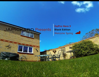 GoPro Welcome to Spring 2013