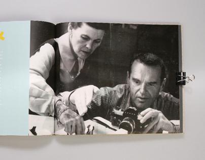 Charles & Ray Eames Exhibit