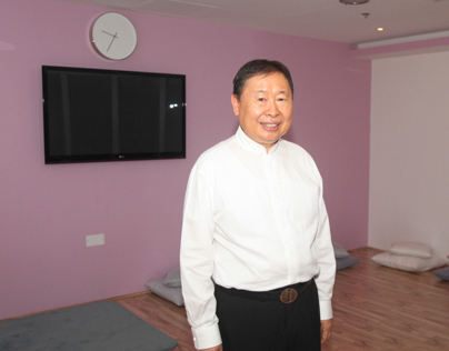 Raymond Lo at Illuminations Spa, Dubai