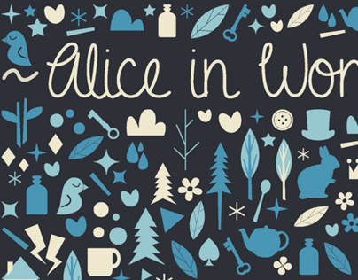 Alice in Wonderland | Print
