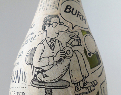 Bottle Illustration