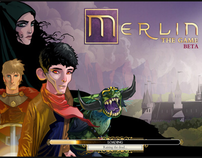 Merlin The Game