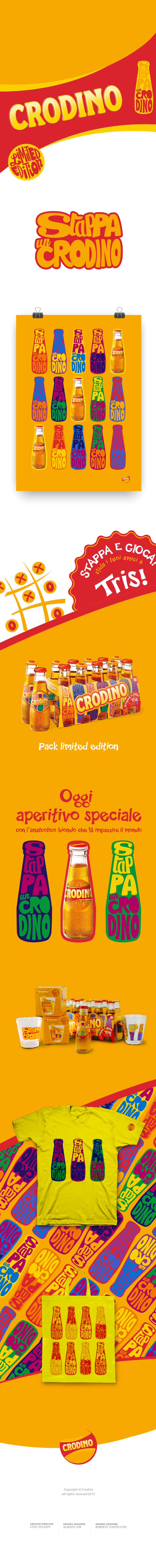 Crodino - Pack limited edition