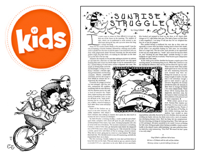 KIDSVT/Monthly Parenting Publication