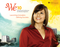 SWE WE10 Conference Event Posters