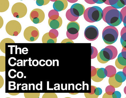 The Cartocon Co. Launch Night Artwork