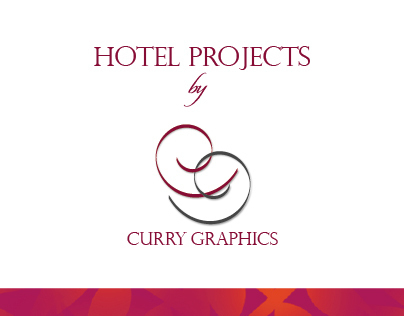 Hotel Projects: Advertising & Floor Plans
