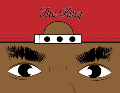 THE KING ilustración